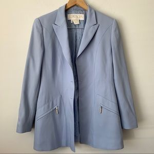 Vintage Escada Margaretha Ley Suit Jacket Blazer